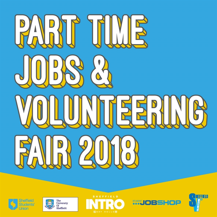 Part Time Jobs & Volunteering Fair
