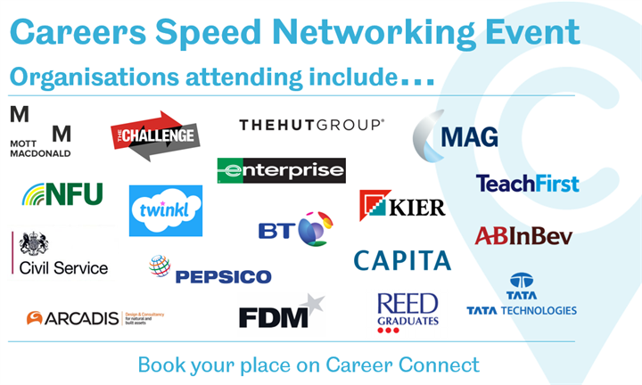 Careers Speed Networking Event