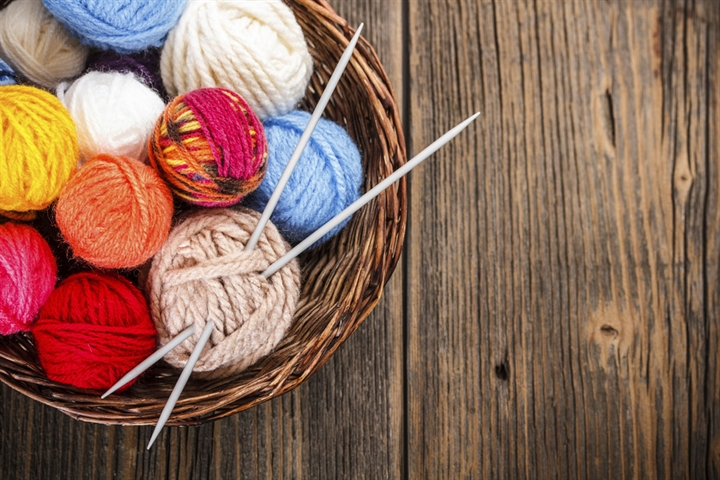 CR Events: Knit and Natter