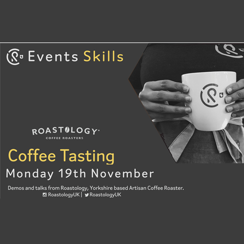 CR Events : Coffee Tasting 'Cupping with Roastology