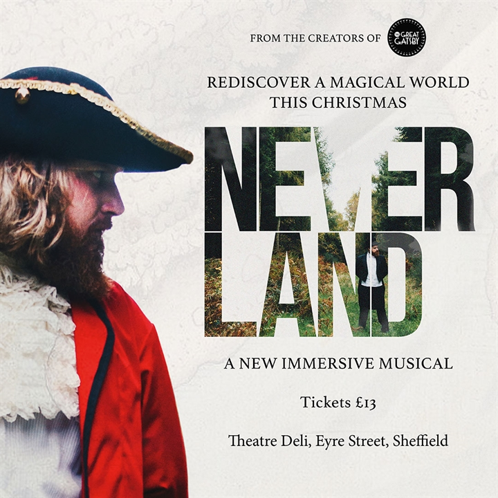 Neverland - A New Immersive Musical