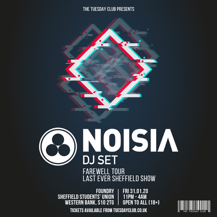 Noisia - Farewell Tour