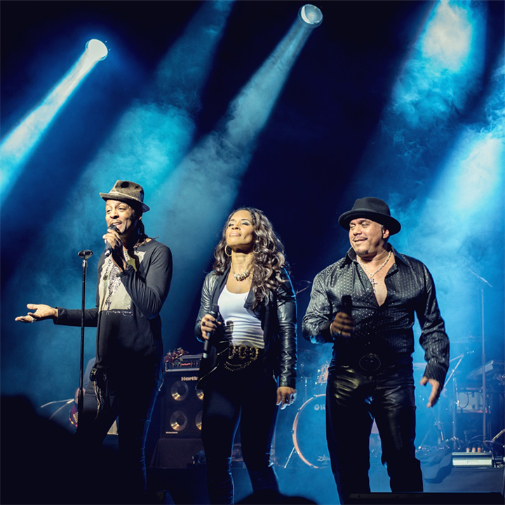 Shalamar - Friends 35th Anniversary Tour