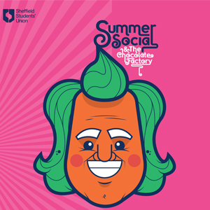 Summer Social & The Chocolate Factory 2017