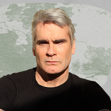 Henry Rollins Travel Slideshow - SOLD OUT