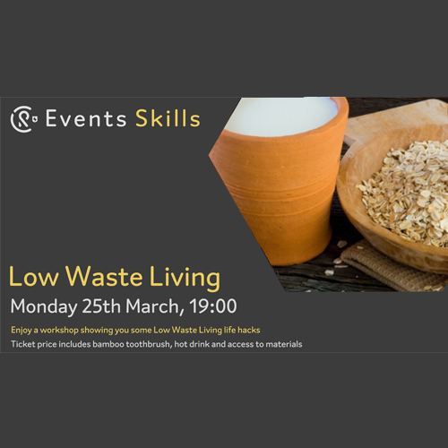 CR Events: Low waste Living