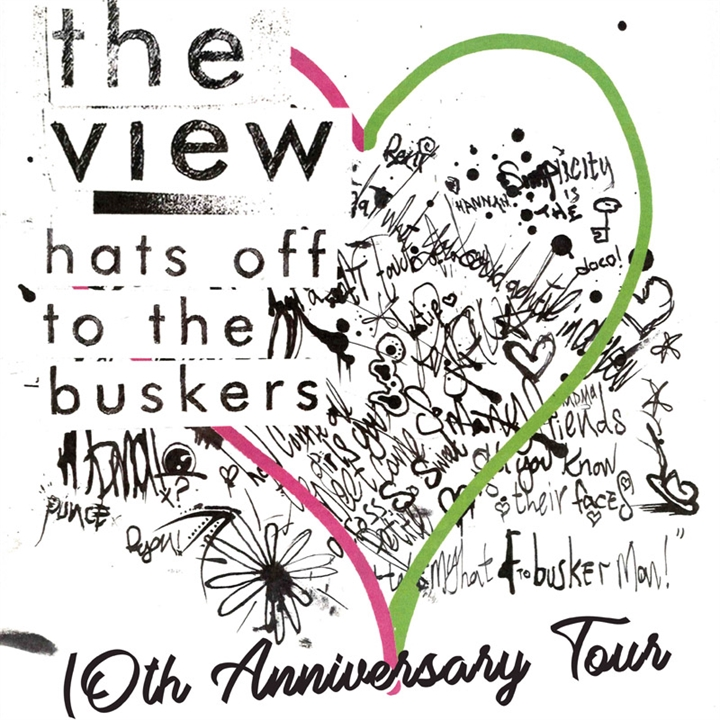 The View - 'Hats Off To The Buskers' 10th Anniversary Tour