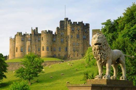 Alnwick Castle SOLD OUT