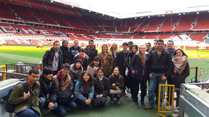 Manchester United Stadium Tour SOLD OUT