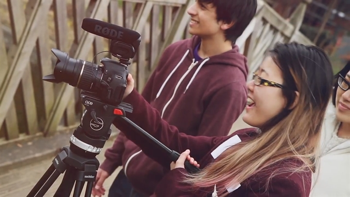 Beginner's Filmmaking Workshop