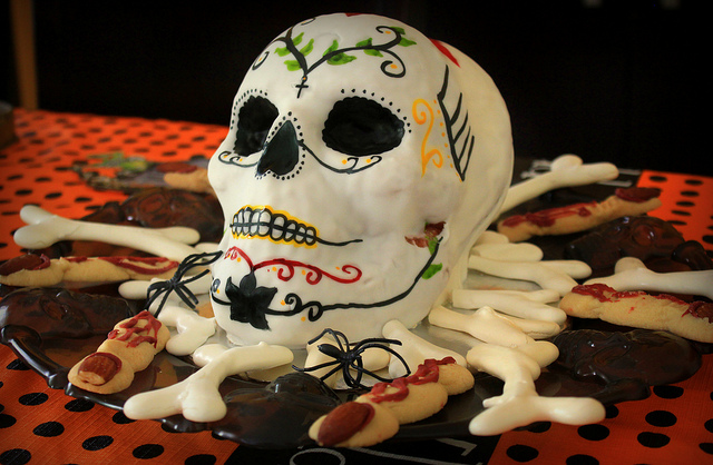Mexican Skull Mask Workshop SOLD OUT
