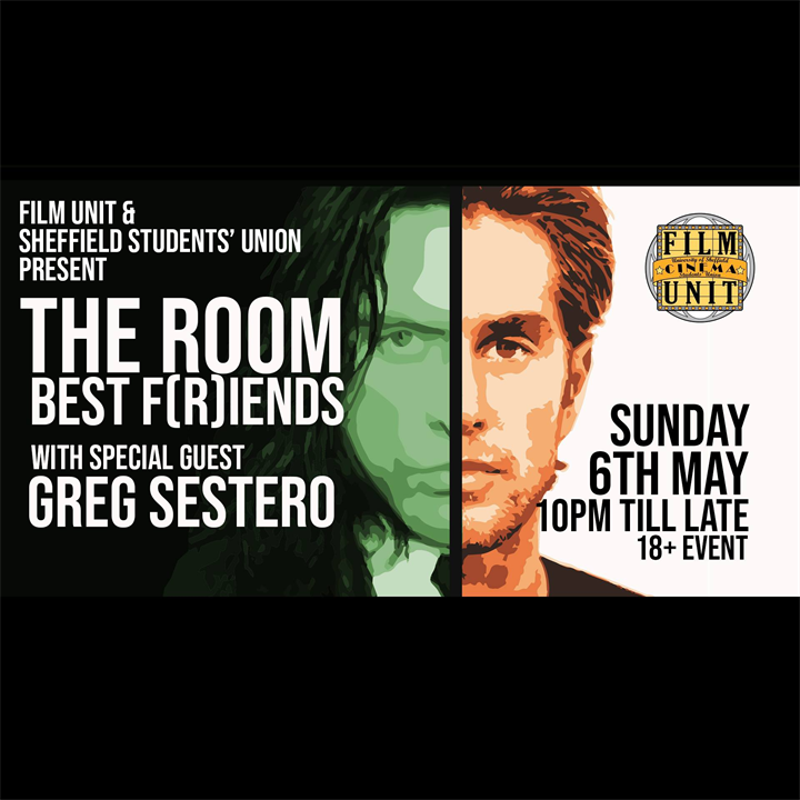 Double Bill: The Room / Best F(r)iends - an evening with Greg Sestero (18+)