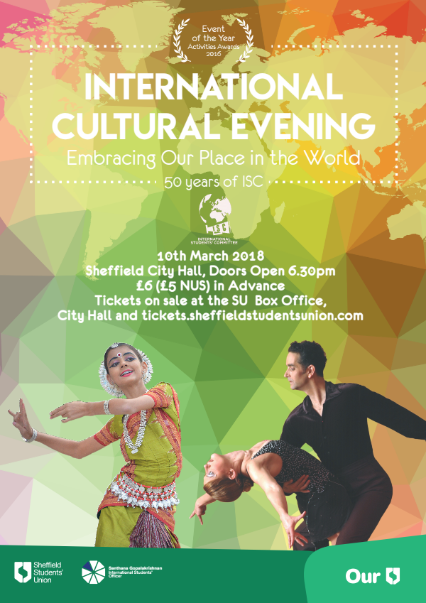 International Cultural Evening 2018