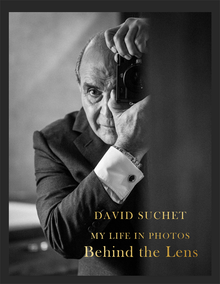 Behind The Lens: My Life in Photos - David Suchet