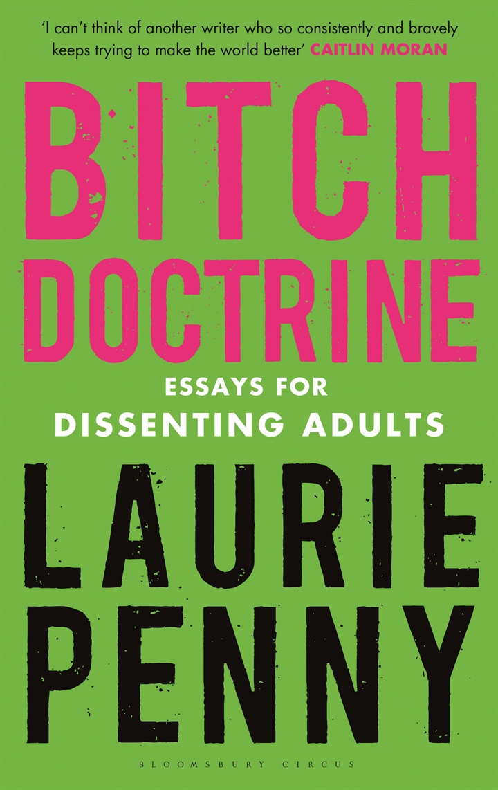 Off the Shelf present: Bitch Doctrine - Laurie Penny