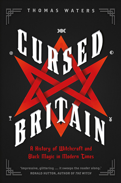 Cursed Britain - Thomas Waters