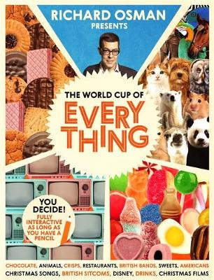 Off the Shelf present: The World Cup of Everything - Richard Osman